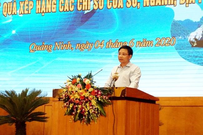 Củng cố các chỉ số cải cách hành chính, Quảng Ninh giữ vững vị trí dẫn đầu  - Ảnh 2.