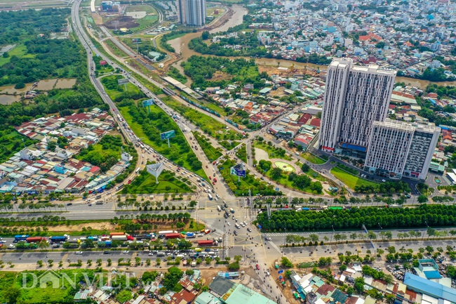 """Đề xuất quy hoạch lại 3 khu vực """"Thành phố phía Đông"""" TP.HCM"""
