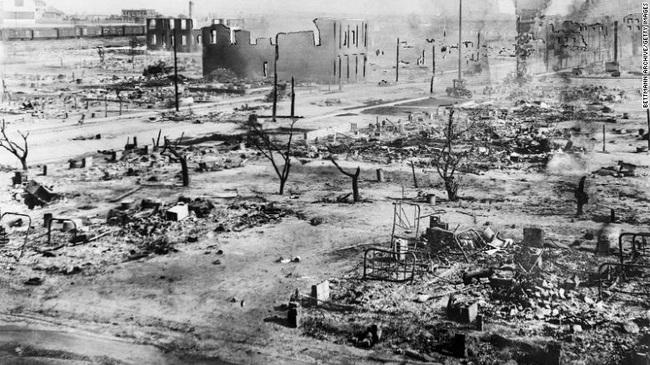 Lật lại cuộc biểu tình sắc tộc đẫm máu ở Mỹ cách đây 99 năm - Ảnh 1.