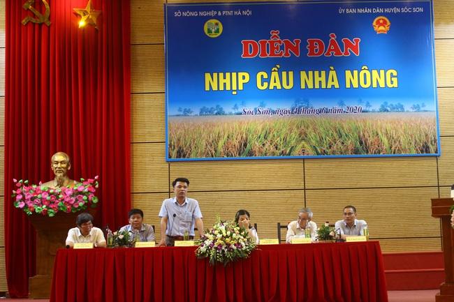 Nhịp cầu nhà nông 2020:  Trao kiến thức giúp nông dân nuôi, trồng hiệu quả  - Ảnh 1.