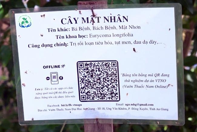 Chàng sinh viên xây dựng hệ thống tra cứu cây thuốc nam thông qua mã code - Ảnh 6.