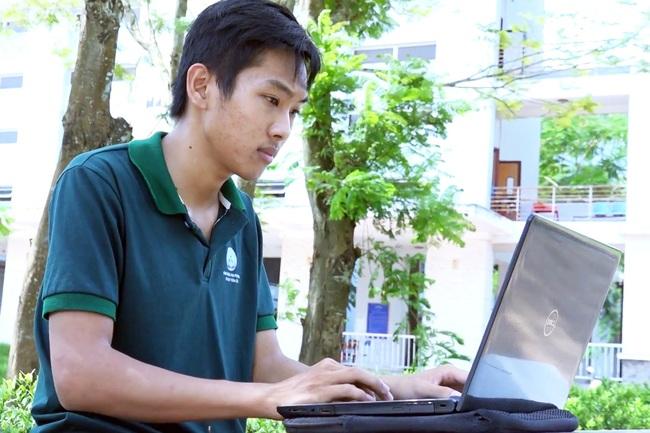 Chàng sinh viên xây dựng hệ thống tra cứu cây thuốc nam thông qua mã code - Ảnh 4.