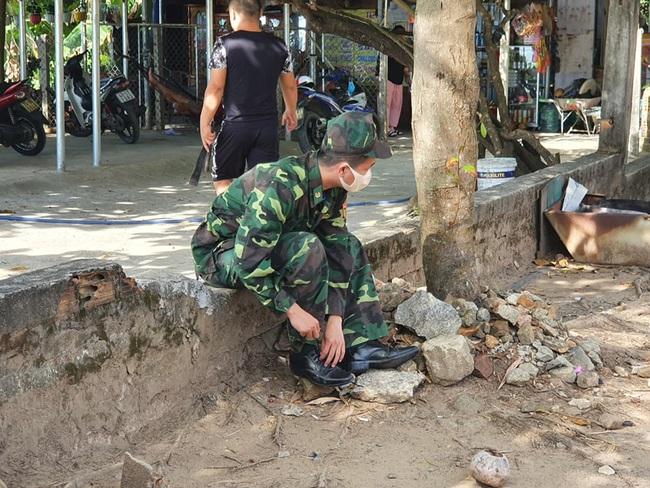 hàng trăm chiến sĩ vẫn đang tiếp tục triển khai vay bắt - Ảnh 3.