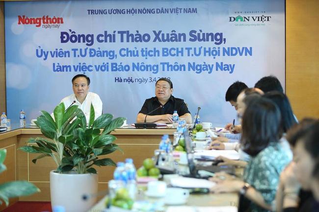 Dân Việt - tờ báo thực sự vì nông dân, nông nghiệp, nông thôn - Ảnh 2.