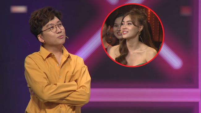 """Cùng một ngày, Ninh Dương Lan Ngọc được học trò Trường Giang và """"thầy giáo soái ca"""" bày tỏ tình cảm trên sóng truyền hình - Ảnh 6."""