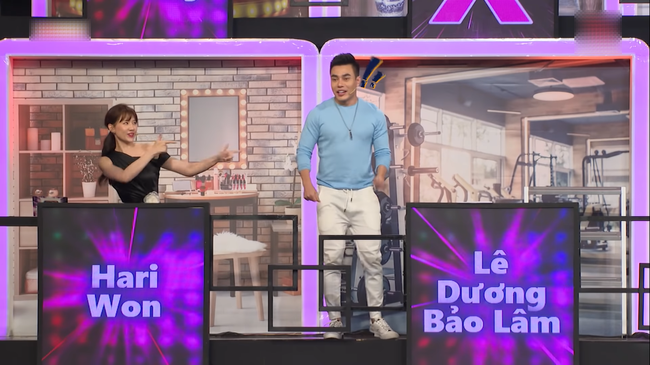 """Cùng một ngày, Ninh Dương Lan Ngọc được học trò Trường Giang và """"thầy giáo soái ca"""" bày tỏ tình cảm trên sóng truyền hình - Ảnh 5."""