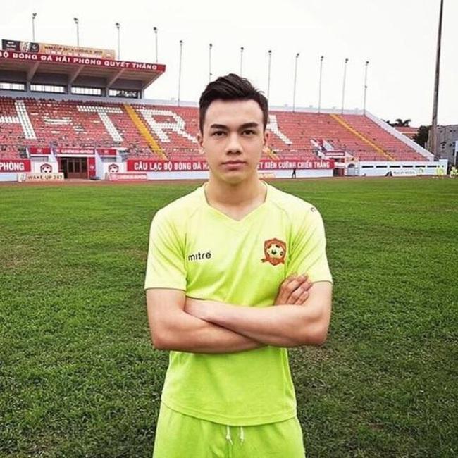 """Andrey Nguyễn: """"Cánh chim lạ"""" được Hải Phòng trình làng V.League có gì đặc biệt ? - Ảnh 1."""