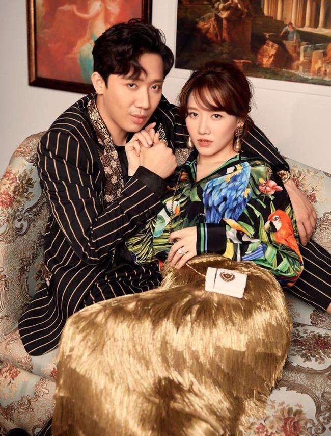 """Hari Won """"nổi đóa"""" vì đam mê quá đà của Trấn Thành, đưa ra hình phạt khiến chồng phải """"câm nín"""" - Ảnh 3."""