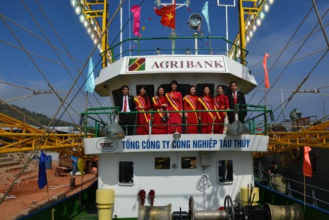 Quảng Ngãi: Agribank Lý Sơn đẩy mạnh phát triển kinh doanh, gắn trách nhiệm với cộng đồng - Ảnh 1.