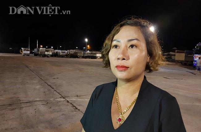 Thức cả đêm thông quan 970 con lợn nhập từ Thái Lan về cửa khẩu Lao Bảo - Ảnh 9.