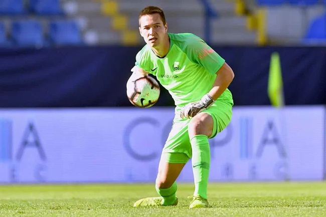 Filip Nguyễn chuẩn bị có trận play-off dự Europa League