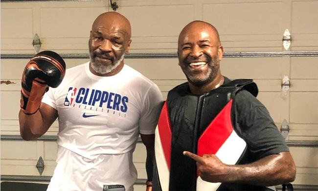 """Muốn đấu Mike Tyson, """"Đệ nhất Thiếu Lâm"""" Nhất Long nhận """"gáo nước lạnh"""" - Ảnh 1."""