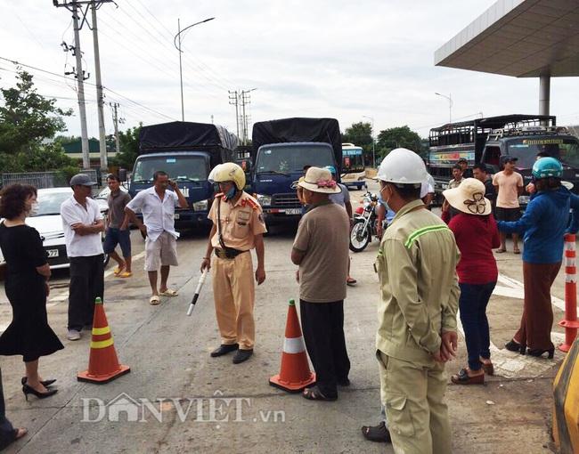 Vụ dân chặn xe tại Trạm thu phí Ea Kar: Thành lập Tổ xác minh kiến nghị của người dân - Ảnh 1.