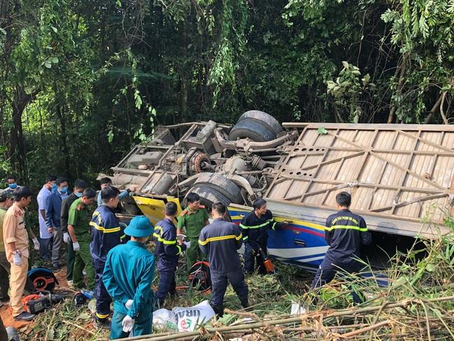 Xe khách lao xuống vực khiến 6 người tử vong: Lời kể kinh hoàng của nạn nhân - Ảnh 3.