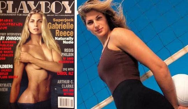 Mỹ nhân bóng chuyền kiếm 10 triệu USD khỏa thân trên Playboy - Ảnh 1.