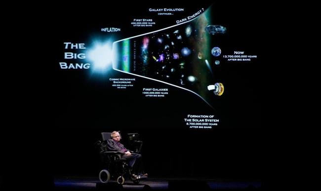 """""""Đúng, Stephen Hawking đã nói dối chúng ta về lỗ đen"""" - Ảnh 1."""