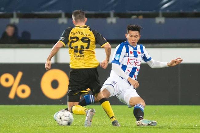 """Hà Nội FC sẵn sàng giúp Văn Hậu tái hiện """"giấc mơ trời Âu"""" - Ảnh 1."""