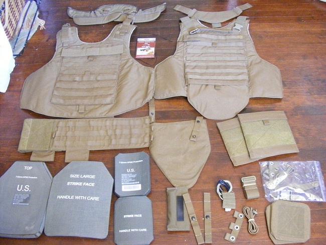 Những quan niệm ai cũng nhầm về áo giáp chống đạn - Ảnh 6.