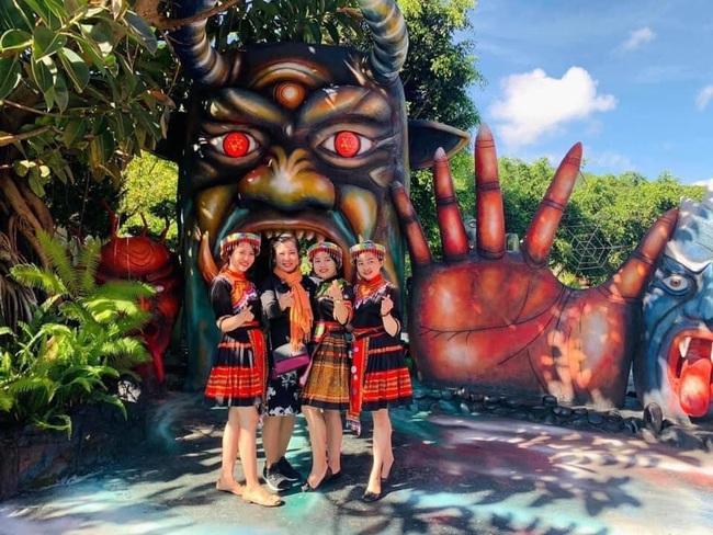 Khu du lịch Quỷ Núi: Sở Văn hóa yêu cầu tạm dừng để làm rõ - Ảnh 1.