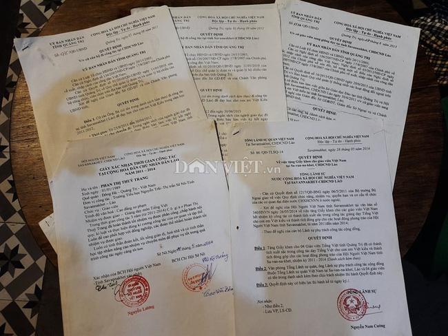 """Vụ giáo viên sang Lào dạy tình nguyện 3 năm nhận """"kết đắng"""": Bị chính quyền bỏ quên? - Ảnh 2."""