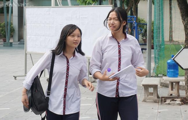 Thi vào lớp 10 tại Hà Nội: Thí sinh tự tin trước môn thi cuối cùng - Ảnh 2.