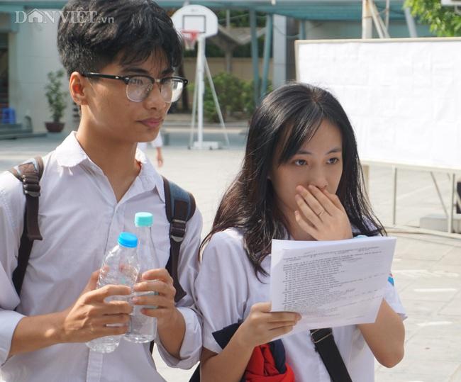Thi vào lớp 10 tại Hà Nội: Thí sinh tự tin trước môn thi cuối cùng - Ảnh 1.
