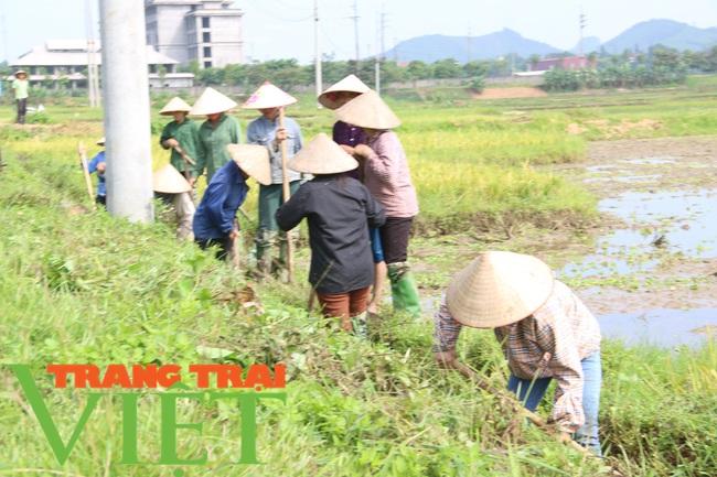 Kim Bôi huy động sức dân xây dựng nông thôn mới - Ảnh 7.