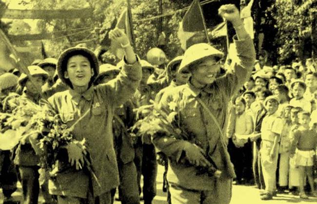 Chùm ảnh cực giá trị Hà Nội những ngày đầu giải phóng - Ảnh 9.