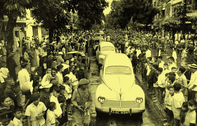 Chùm ảnh cực giá trị Hà Nội những ngày đầu giải phóng - Ảnh 10.