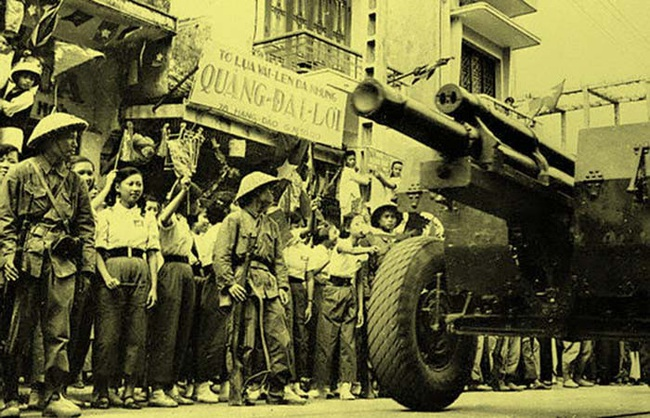 Chùm ảnh cực giá trị Hà Nội những ngày đầu giải phóng - Ảnh 13.