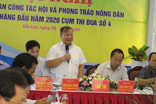 Phó Chủ tịch BCH T.Ư Hội NDVN: Nâng cao chất lượng các phong trào thi đua trong nông dân - Ảnh 1.
