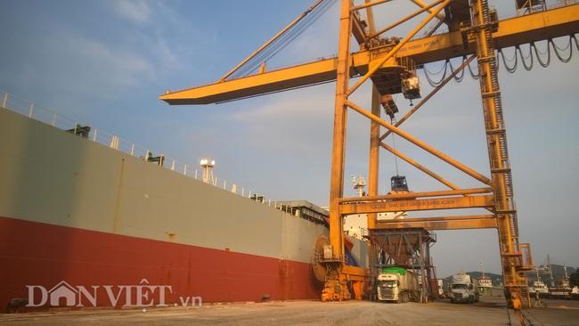 XNK qua cảng biển ở Quảng Ninh đang dần mờ nhạt - Ảnh 1.