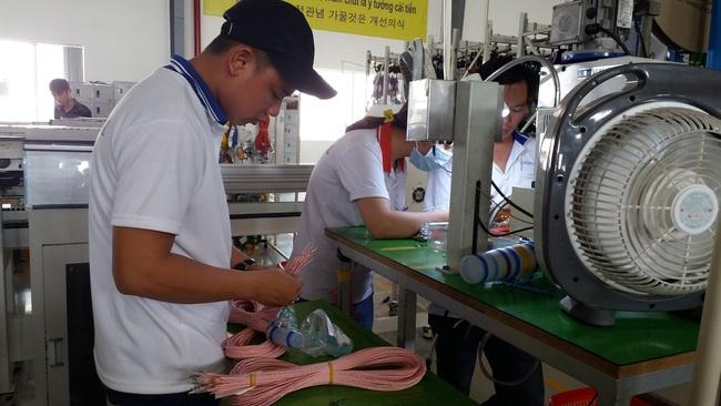 """Bà Rịa - Vũng Tàu phát triển công nghiệp bền vững: """"Chạm tay"""" vào chuỗi giá trị toàn cầu - Ảnh 1."""
