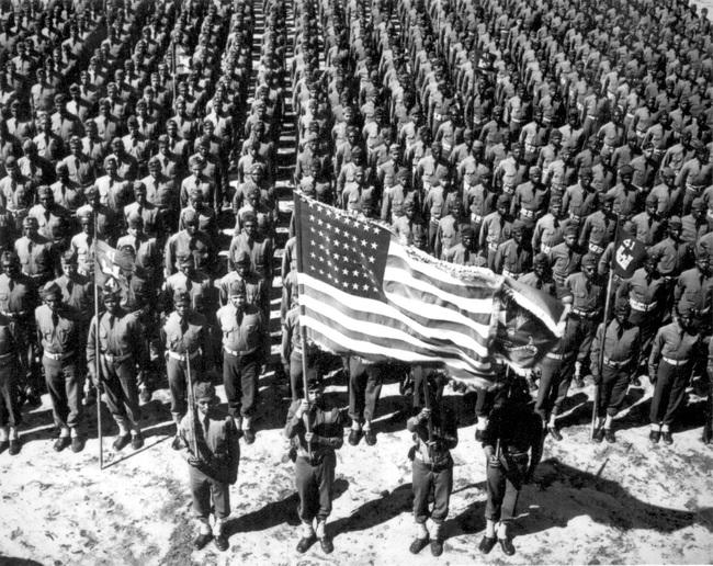 Kỳ lạ luật nước Mỹ: Ai muốn chiến tranh phải nhập ngũ trước! - Ảnh 4.