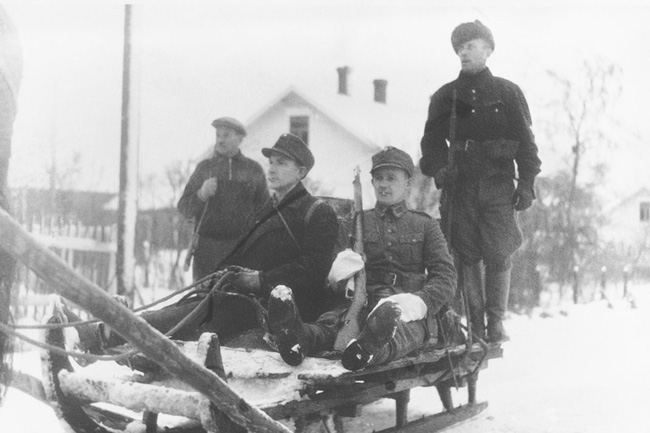 Liên Xô thua đau thế nào trong chiến tranh Mùa đông? - Ảnh 2.