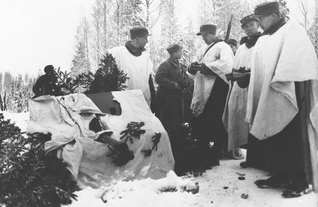 Liên Xô thua đau thế nào trong chiến tranh Mùa đông? - Ảnh 4.