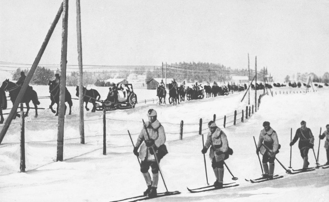 Liên Xô thua đau thế nào trong chiến tranh Mùa đông? - Ảnh 5.