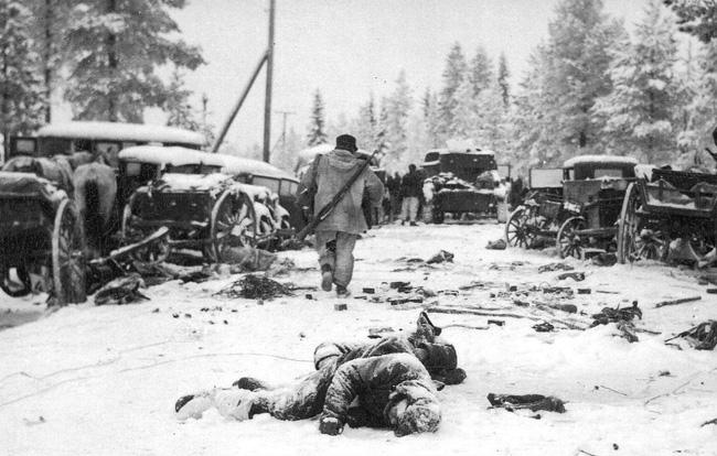 Liên Xô thua đau thế nào trong chiến tranh Mùa đông? - Ảnh 12.