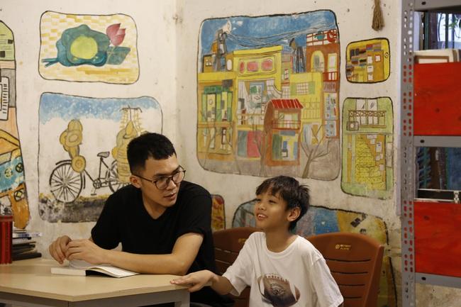 Hoàng Quý Bình: Hết mình với những dự án vì cộng đồng - Ảnh 2.