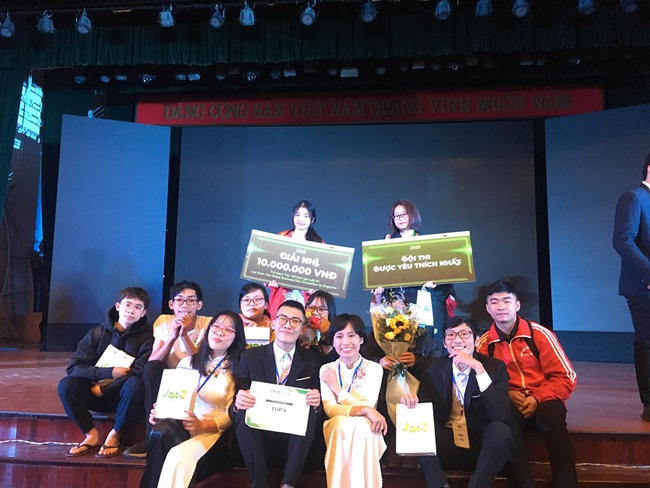 Hoàng Quý Bình: Hết mình với những dự án vì cộng đồng - Ảnh 4.