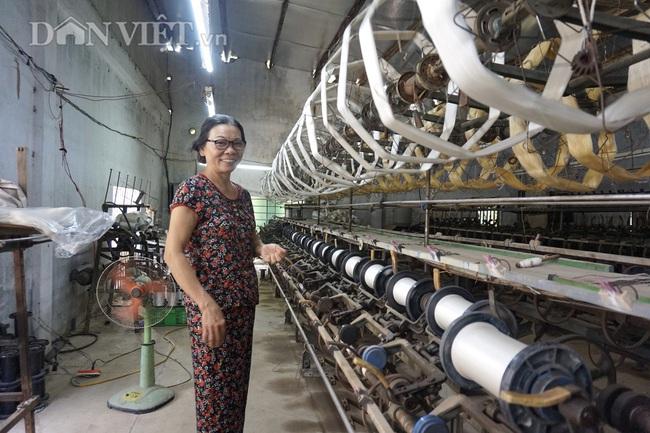 Quảng Nam: Người hồi sinh làng nghề tơ lụa Mã Châu 600 năm tuổi ông là ai? - Ảnh 5.