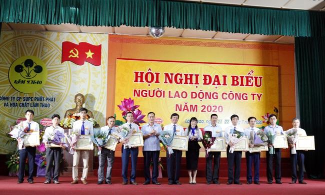 Supe Lâm Thao: Vượt khó khăn, doanh thu bán phân bón đạt hơn 3.000 tỷ đồng - Ảnh 3.