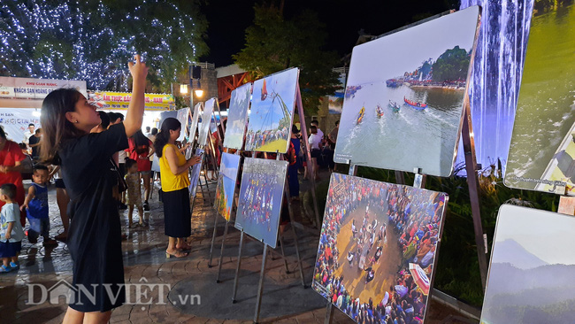 Lễ hội Ẩm thực Quảng Ninh thu hút hàng nghìn khách ngay ngày khai mạc  - Ảnh 7.