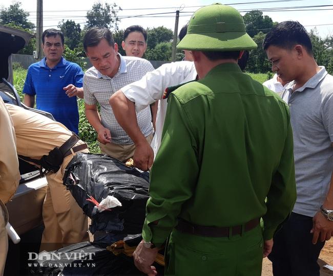 CSGT Đắk Lắk nổ súng bắt 200kg ma túy - Ảnh 5.