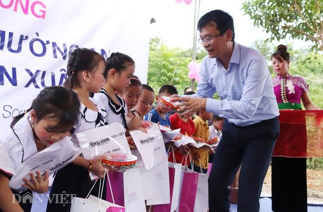 """Báo NTNN/Dân Việt khởi công """"Điểm trường mơ ước"""" ở vùng quê nghèo - Ảnh 2."""