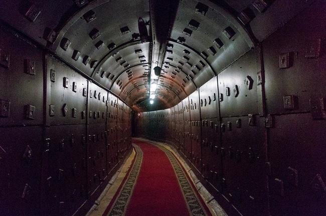 Top 5 boongke ở Nga từng là căn cứ tối mật thời Liên Xô - Ảnh 4.