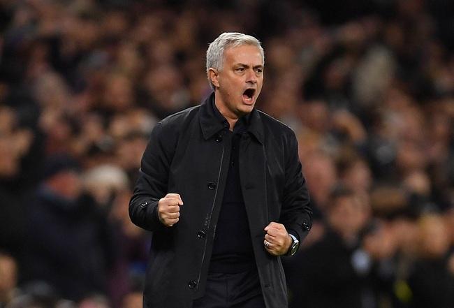 Mourinho hài lòng với vé dự Champions League