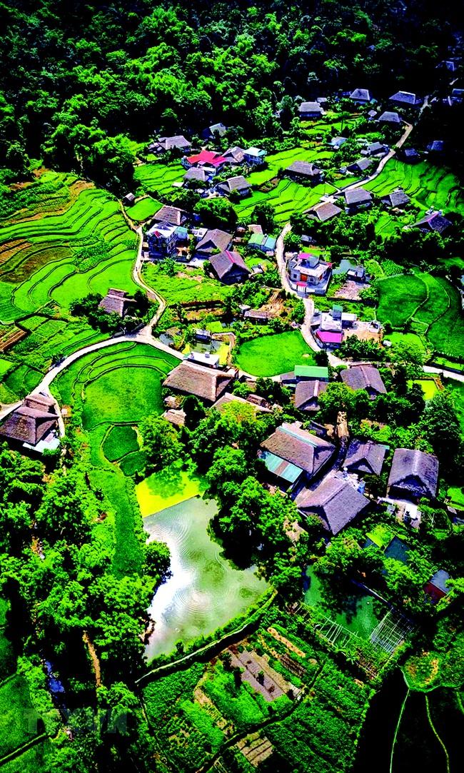 Phương Thiện tăng tốc về đích nông thôn mới nâng cao  - Ảnh 2.