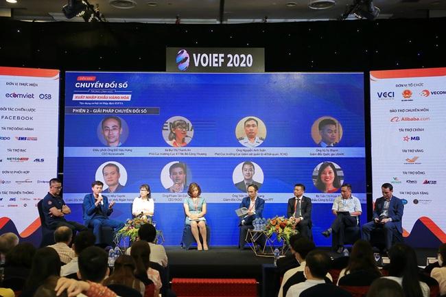 Ra mắt Nền tảng hỗ trợ xuất khẩu Việt Nam (ECVN) - Ảnh 3.