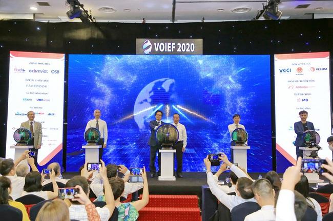 Ra mắt Nền tảng hỗ trợ xuất khẩu Việt Nam (ECVN) - Ảnh 2.